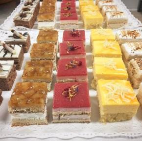 Bandeja dulces Obrador Fierro - Cádiz
